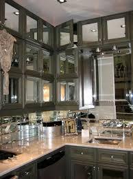 Kitchen Mirror Backsplash Mirrored Backsplash In Kitchen Tboots Us