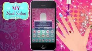 nail salon makeover nail art design game youtube