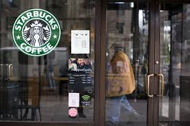 starbucks to ban within 25 of stores oregonlive