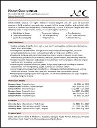 Graphic Design Resumes Samples by Resume Samples Types Of Resume Formats Examples And Templates