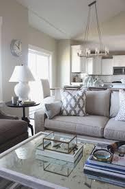 show n u0027 tell elkridge model home living room white mirrored