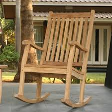 Rocking Chair Patio Furniture by Teak Patio Furniture Shop The Best Outdoor Seating U0026 Dining