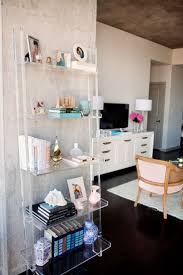 best lucite furniture ideas pinterest acrylic feminine touches add your small apartment