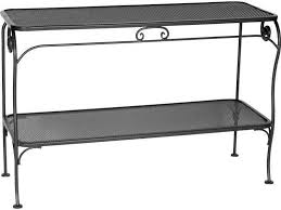 Outdoor Console Table Outdoor Console Tables Patioliving