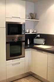 cuisine micro ondes colonne cuisine four meuble cuisine colonne pour four encastrable