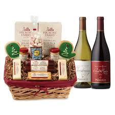 gift baskets with wine wine gift baskets wine gifts with food hickory farms