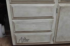 antiquing kitchen cabinets with glaze kitchen decoration