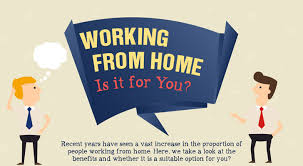 infographic working from home hrreview
