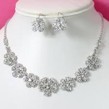 bijoux de mariage parure de bijoux mariage accessoires mariage un jour spécial