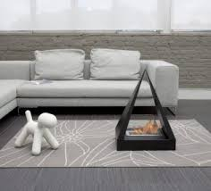 Indoor Fire Pit Coffee Table Indoor Fire Pit Coffee Table For Sectional Sofa With Decorative
