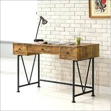 Diy Rustic Desk Industrial Rustic Desks Large Wood Desk Size Of Living Solid