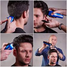 How To Choose Your Hairstyle Men by Powerlight Pro 15 Piece Clipper Kit