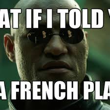 Carry On Meme - when you re french and you carry a game on league of legends just