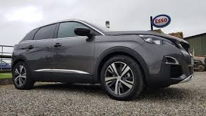 used peugeot suv peugeot 3008 suv gt line blue hdi 120 eat6 the yearning drivetribe