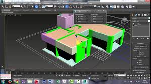 3d Max by 3ds Max Tutorial Architectural Modeling 4 3 Youtube