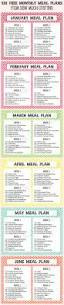 free printable menu planner template best 20 monthly meal planner ideas on pinterest monthly menu i love to plan out my meals here are 6 free monthly meal plan printables