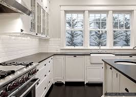 kitchen backsplash ideas with black granite countertops tile backsplash ideas for black granite countertops there are