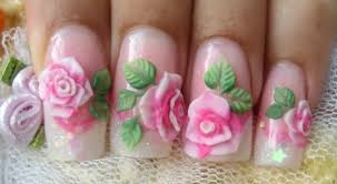3d Nails Art Designs 3d Nail Art Design Ideas Fashion U0027s Feel Tips And Body Care