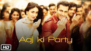 Ki by Aaj Ki Party U0027 Song Mika Singh Salman Khan Kareena