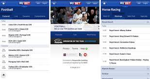 sky bet apk sky bet mobile app review the sky bet sport app