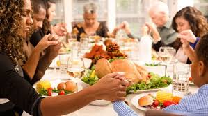 bless food to give thanks before gratitude and food