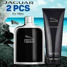 buy jaguar classic black edt 100ml bath and shower gel 200ml set