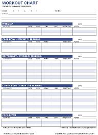 workout plan template workout log template training calendar jpg