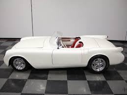 pearl white corvette chevrolet corvette convertible 1954 pearl white for sale