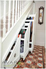 stairs design best 25 under stair storage ideas on pinterest stair storage