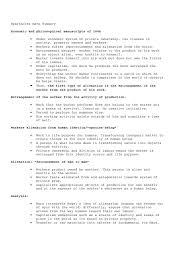 sparknotes marx summary karl marx bourgeoisie