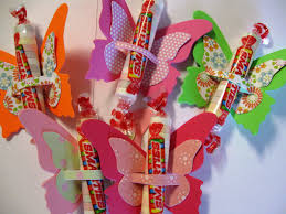 butterfly party favors summer bright butterfly smartie party favors the party fetti