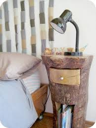 tree trunk bedside table endearing tree stump nightstand the 25 best ideas about tree trunk