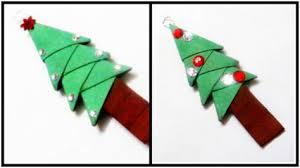 origami tree ornament platter