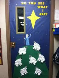 Classroom Door Christmas Decorations My Classroom Door For Christmas My Artwork Pinterest