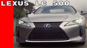 lexus lc 500 review motor trend 2018 lexus lc 500 design and test drive youtube