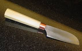 custom japanese kitchen knives hagerson forge knife photo gallery