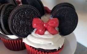 minnie mouse cupcakes minnie mouse cupcakes edel alon