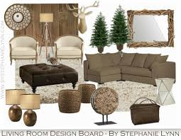 Home Design Board by The Good Mood Board Living Room Edition Bystephanielynn