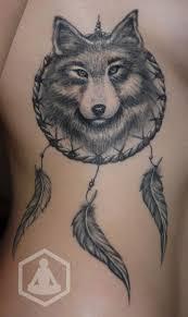 forearm wolf tattoos 45 best 3d wolf dream catcher tattoo images on pinterest dream