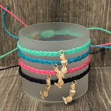 bracelet string images Simply southern string bracelet with mermaid blooming boutique jpg