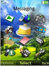 java themes download for mobile free java samsung clock software download