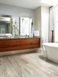 marvelous ideas wood tile bathroom floor look porcelain in