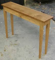 a sofa table of sorts popular woodworking magazine