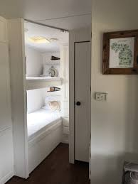 rv bathroom remodeling ideas after our 4 week fifth wheel makeover diy cer remodel ideas