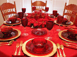 christmas table decorations church banquets best images