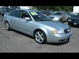 2003 audi allroad 2 7 t specs 2003 audi a6 2 7t quattro turbo c5 sedan