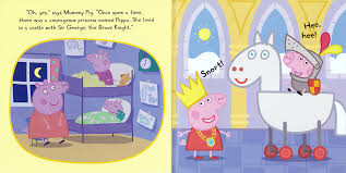 Peppa Pig 2017 Book Scholastic Canada Peppa Pig Princess Peppa