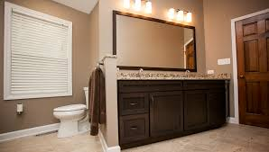 Modernizing Oak Kitchen Cabinets by Modernized Master Bathroom Designing U0026 Remodeling Naperville