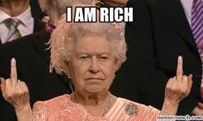 Rich Meme - am rich