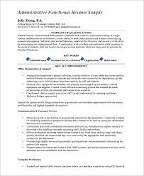 functional resume for students pdf sle functional cv 9 documents in pdf word